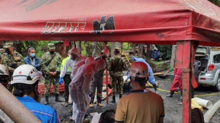 Rescatan los últimos cuatro cuerpos en Boyacá tras el derrumbe de una mina de carbón