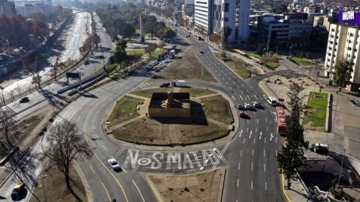 IMÁGENES: Así luce Chile tras el anuncio de un nuevo confinamiento por Covid-19