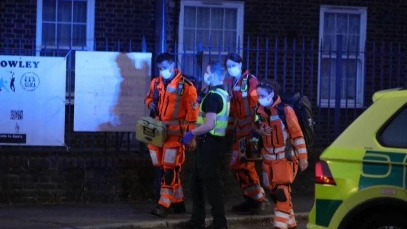 ¡Alerta! 6 personas son baleadas, un adolescente apuñalado y un policía atropellado