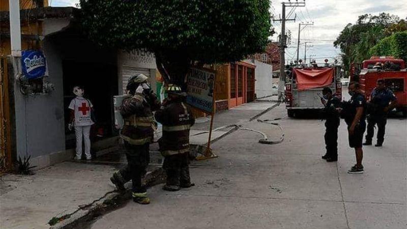 Trágico: Grupo armado acribilla a Diego, joven tatuador; calcinan el cadáver en su estudio