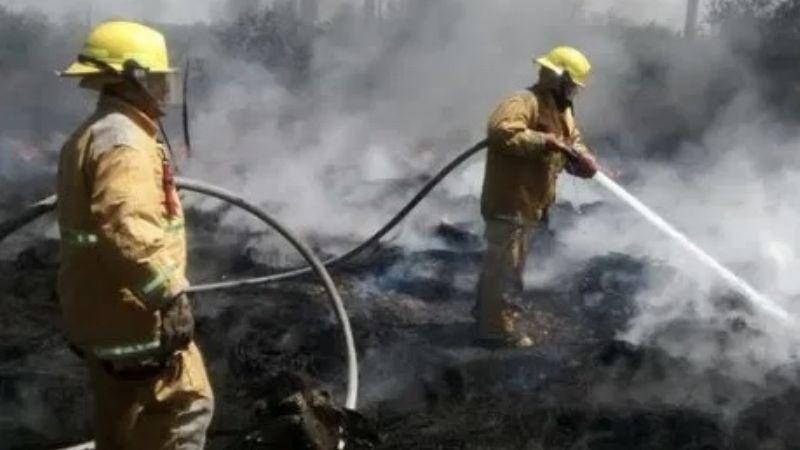Hombre incendia la casa de su expareja en Tamaulipas; su hija menor de 4 años se encontraba adentro