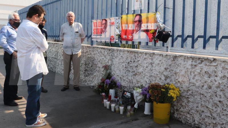 """""""Que cumplan su promesa de justicia"""": Ricardo Bours a un mes del asesinato de Abel Murrieta"""
