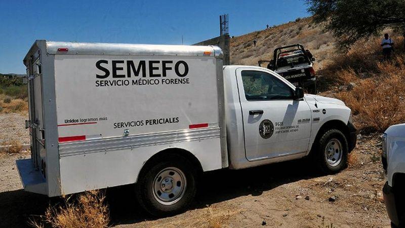 Descubren cadáver 'encobijado' al noroeste de Sonora; tenía varios impactos de bala