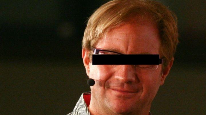 Por violación, giran nueva orden de aprehensión contra el exconductor de TV Azteca, Andrés Roemer
