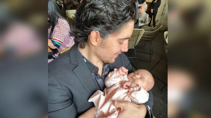 """""""No puedo esperar"""": Tras su boda civil, Alex Fernández habla sobre la paternidad"""