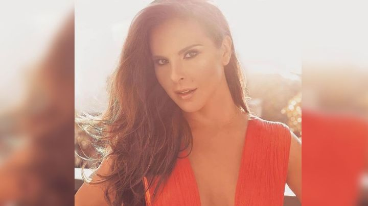 Tras terminar con 'La Reina del Sur 3', Kate del Castillo deja en shock al revelar estas FOTOS