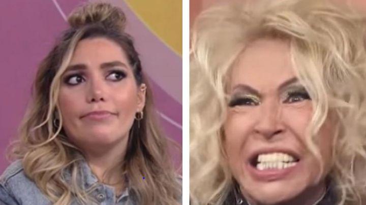 """Laura Bozzo arremete contra Frida Sofía por denunciar a 'La Guzmán': """"La que va ir presa eres tú"""""""