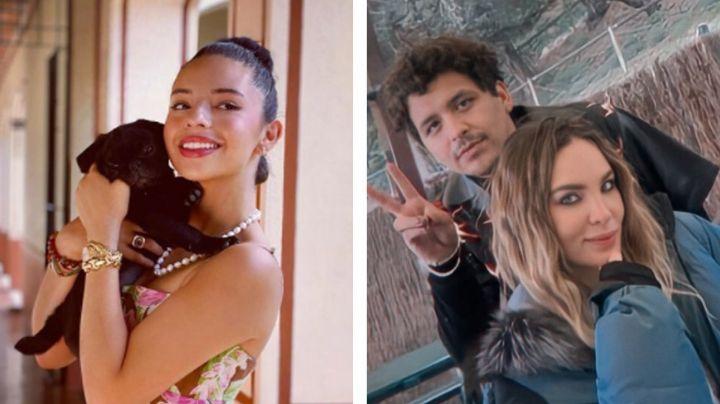 Ángela Aguilar revela en 'Hoy' qué vestido podría usar Belinda en su boda con Christian Nodal