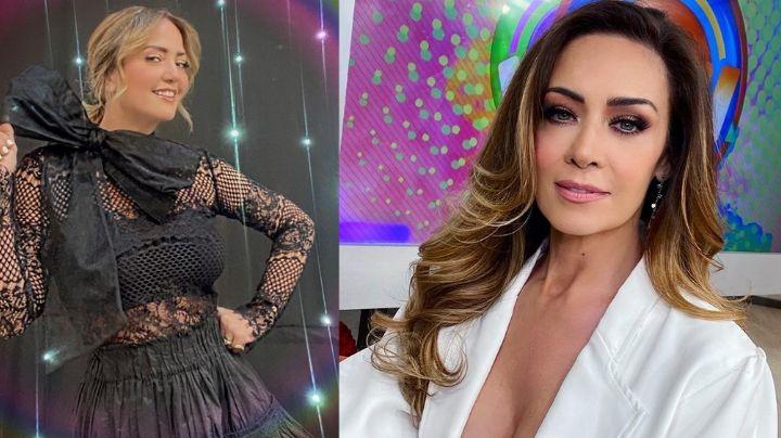 ¡Adiós Televisa! Anette Michel suple a Galilea Montijo en 'Hoy'; Andrea Legarreta lo confirma