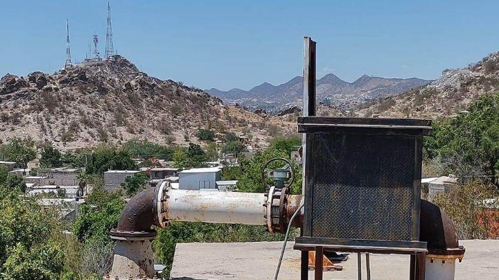 Problema de agua se agudiza en Hermosillo; habitantes denuncian problemas con el abastecimiento