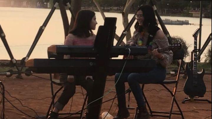 Música en la Laguna del Náinari; Jazz Club presenta su cierre de talleres de canto