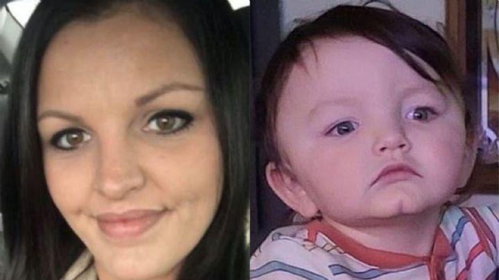 Horrible escenario: Autopsia revela que madre murió de sobredosis y su bebé de hambre