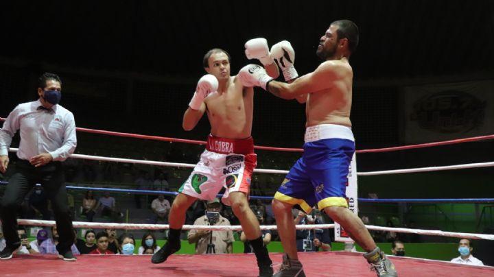 Regresa el boxeo; Cajeme tendrá 'noche de nocaut' el próximo dos de julio