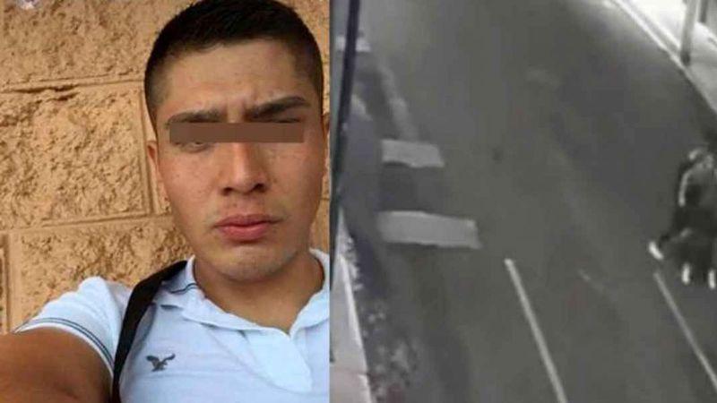 FOTOS: Él es Diego, el cadete acusado de atropellar a 2 mujeres mientras conducía ebrio