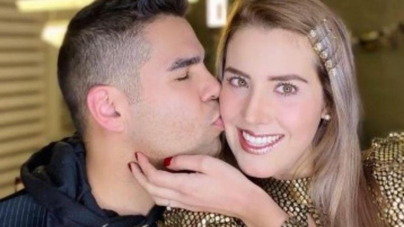 VIDEO: Emir Pabón y su esposa embarazada sufren graves lesiones tras accidente vehicular