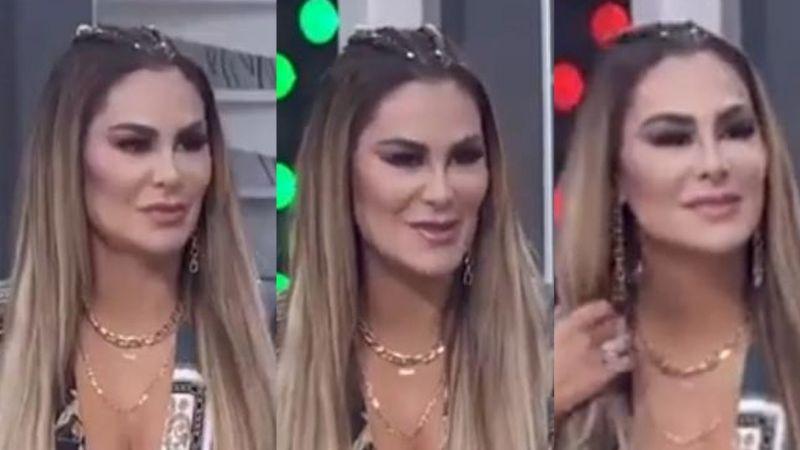 """""""Deformada y estirada"""": Ninel Conde reaparece en Televisa, deja en shock y la comparan con Lyn May"""