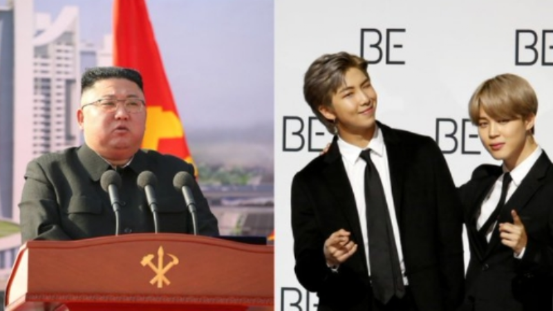 Kim Jong Un declara guerra cultural: Prohíbe escuchar K-pop en Corea del Norte