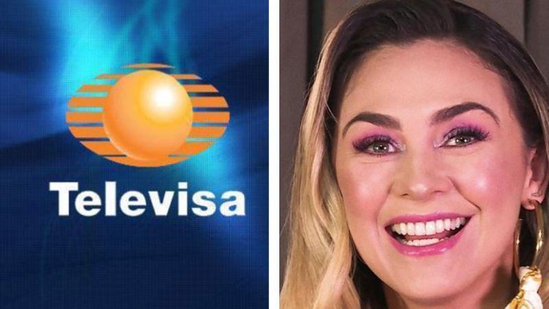 Tras rumor de unirse a TV Azteca, Aracely Arámbula confiesa que Televisa le ofreció nueva telenovela