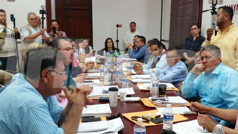 Ayuntamiento de Guaymas prepara el proceso de entrega recepción para los próximos días