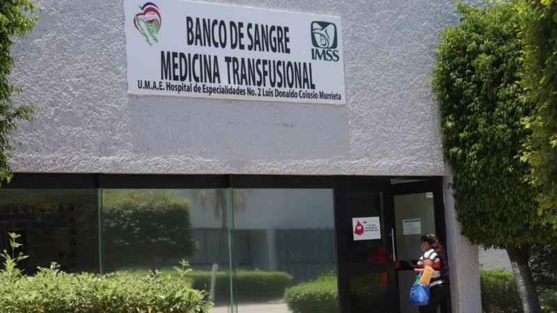 Ciudad Obregón: Banco de Sangre del IMSS invita a ciudadanos a sumarse para ser donantes