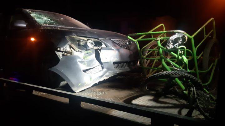 Trágico evento: Mujer y su hijo resultan heridos tras choque vehicular en Ciudad Obregón
