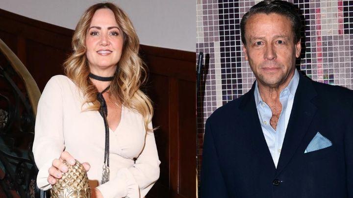 Golpe a Televisa: Alfredo Adame exhibiría pruebas que 'hundirían' carrera de Andrea Legarreta