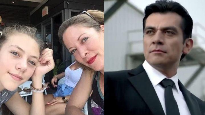 Jorge Salinas responde a Andrea Noli en Televisa; nuevamente niega paternidad