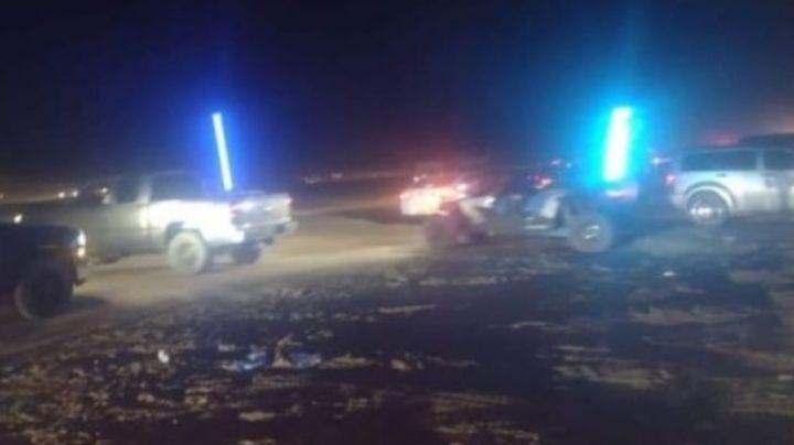Ataque armado en San Luis Río Colorado deja dos jóvenes lesionados