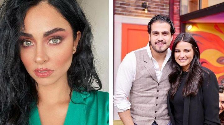 Para salvar a Maite Perroni, Andrés Tovar trataría de callar a Claudia Martín con 1 millón de pesos