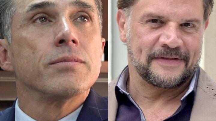 """""""Las acompañé a la Procuraduría"""": Sergio Mayer revela detalles de la aprehensión de Héctor Parra"""