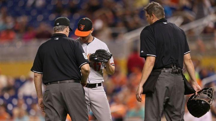 Grandes Ligas incrementa la sanción a pitchers que alteren las pelotas