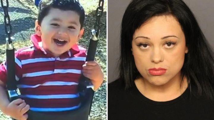 Desnudo y con múltiples heridas, así encontraron el cadáver de Liam Husted de 7 años