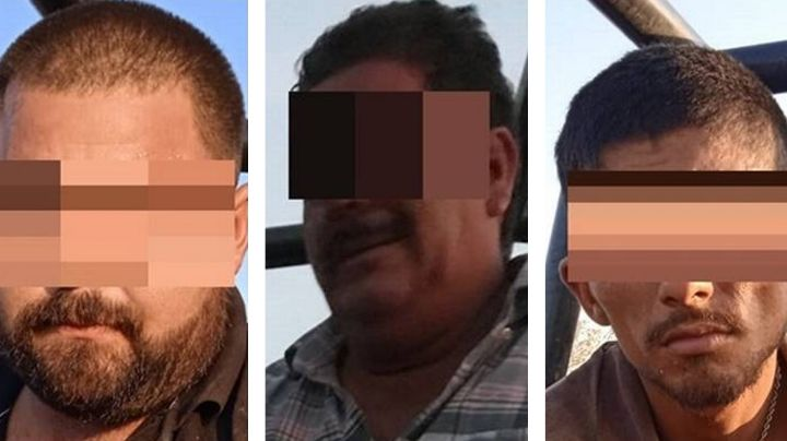 Hermosillo: Cortaron las vías de ferrocarril para vedarlas pero fueron sorprendidos y detenidos