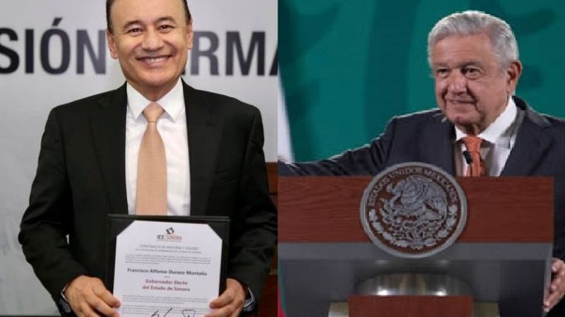 Encuentro de AMLO y Alfonso Durazo: ¿A qué hora se reunirán y qué temas de Sonora tratarán?