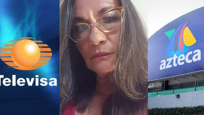Elvira Monsell responde a Kaffie y aclara la verdad tras el 'desprecio' de Televisa y TV Azteca
