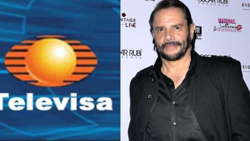 ¡Escándalo en Televisa! Detienen al actor Héctor Parra por abuso sexual contra su propia hija