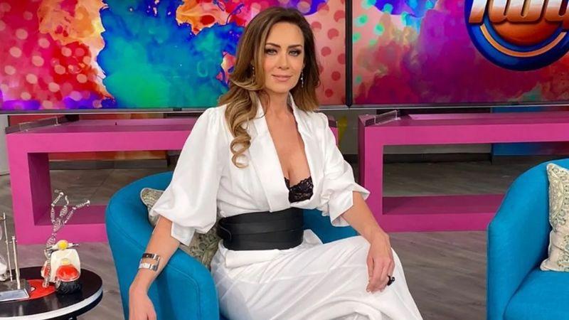 """Tras 'destrozar' a 'Hoy', Anette Michel se """"arrepiente""""; rogaría a Televisa por 'veto' en TV Azteca"""