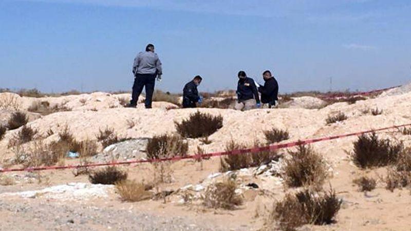 Descubren cadáver de hombre abandonado en zona desértica de Sonora; habría sido ejecutado