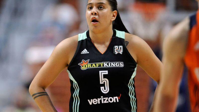 Shoni Schimmel: Arrestan a exjugadora profesional de la WNBA por diversos delitos