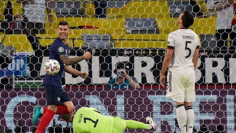 Francia somete 1-0 a Alemania en su cancha gracias a un autogol de Hummels