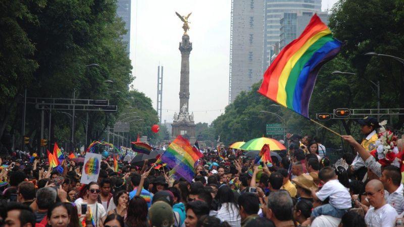 Activistas LGBT+ anuncian fecha para marcha en calles en la CDMX con medidas sanitarias