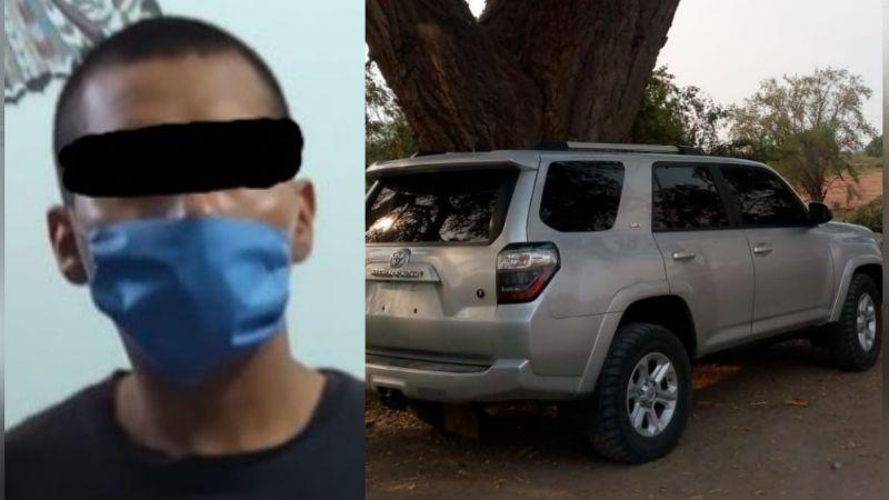 PESP aprehende a una persona con 150 dosis de presunta droga en Huatabampo