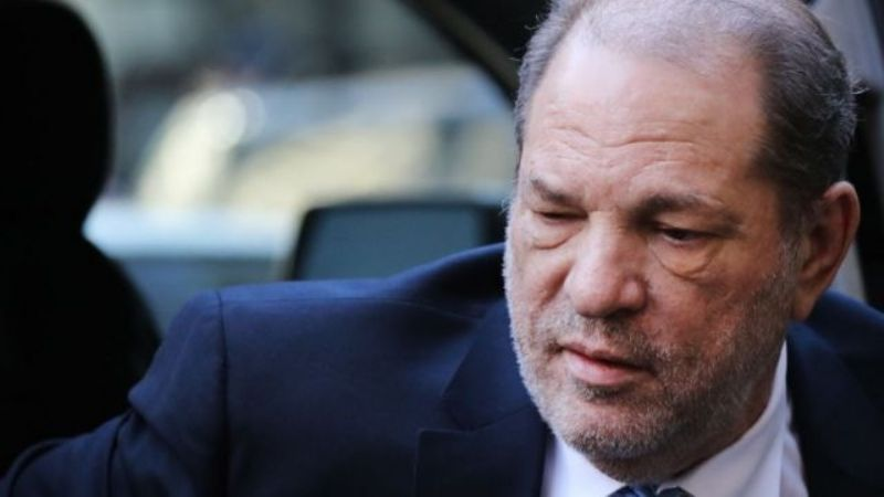 Juez federal rechaza petición de Harvey Weinstein para evitar la extradición a California
