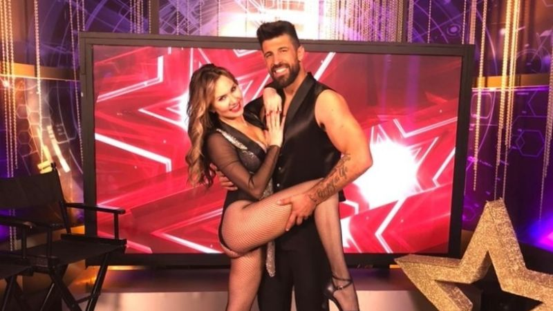 Michelle Vieth y Silverio revelan en 'Hoy' si llevan una relación amorosa en Televisa