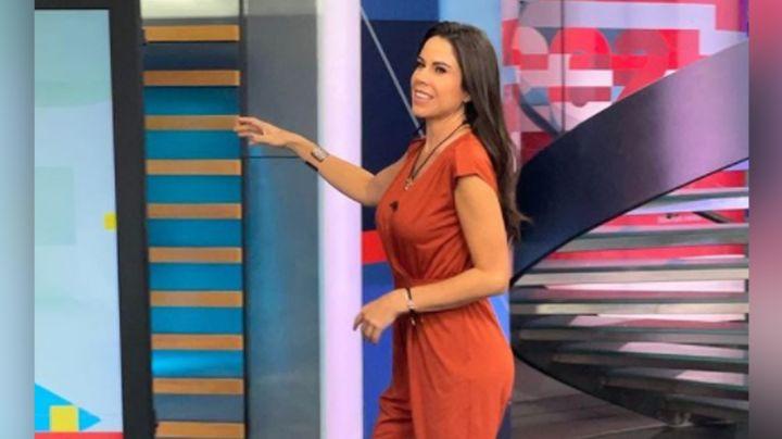 Tras nuevo escándalo de 'Zague', Paola Rojas da cátedra de elegancia en Televisa con 'outfit' negro