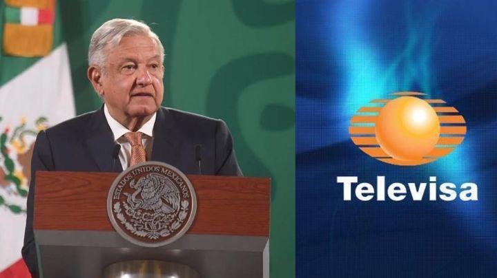 """""""Chin... su madre"""": Actriz de Televisa arremete contra AMLO y lo tacha de """"soberbio"""""""