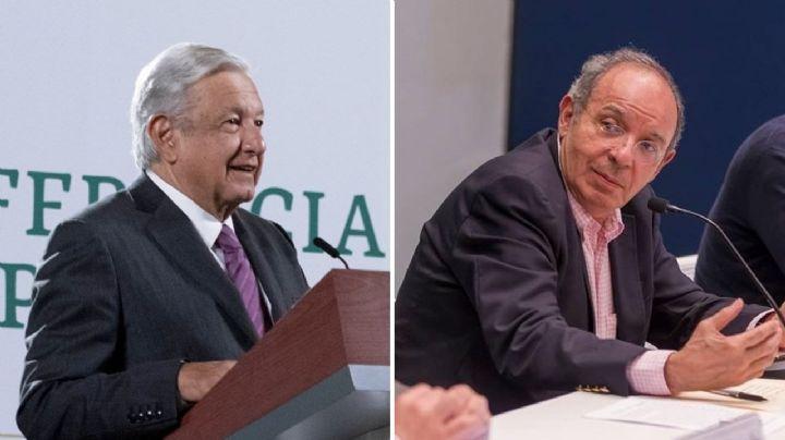 "AMLO enfurece al periodista Héctor Aguilar Camín: ""Pende.. petulante"""