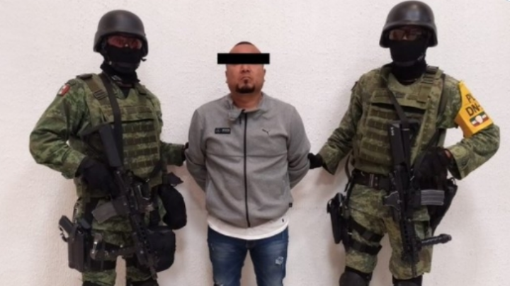 Él es 'El Marro', líder del CSRL y exaliado de 'Los Zetas', vinculado a proceso por segunda vez