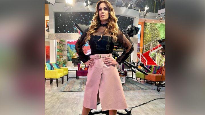 ¡Adiós TV Azteca! Tras suplir a Galilea en 'Hoy', Anette Michel revela si ya firmó con Televisa
