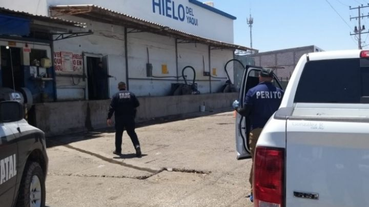 Hombre causa terror en una hielera de Cajeme; disparó un arma porque le negaron hielo